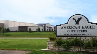 American Eagle Sign